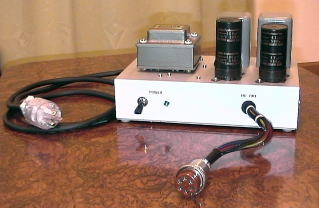 PA-210 Power Supply